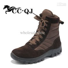 0d8795919ad Fant Huat Brand Design Cheap Men Outdoor Boots Army High Cut Shoes Mens  Hiking Shoes Climbing