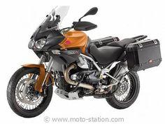 Maxitest moto, vos avis : Moto Guzzi Stelvio 1200 NTX, plus qu'une R1200GS à l'italienne