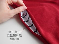 miscelánea diy: DIY   Cómo hacer un vestido con manga japonesa y bolsillos Sewing Hacks, Sewing Crafts, Sewing Tips, Cocoon Dress, Dress Sewing Patterns, Sewing Techniques, Baby Sewing, Dress Making, My Style