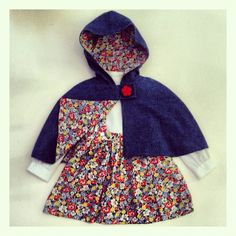 Autumn/ Winter (Suspender Skirt and Cape)