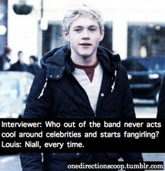 haha said i wouldnt fan girl in vegas, but niall stole my heart<3 @Taylin Baker @H a u n a H((: @Katie Payne @k i m ! @H a n a STYLES! (: