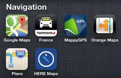 En 2 jours, 10 millions de téléchargement pour Google Maps !