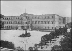 Old Greek, Manor Houses, Classical Architecture, Palaces, Historical Photos, Old Photos, Castles, Greece, Louvre