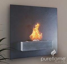 Bio Fuel Fireplaces On Pinterest Ethanol Fireplace Fireplace Wall And