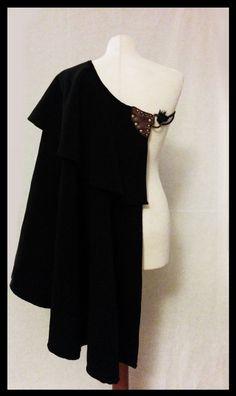 Image result for shoulder cloak