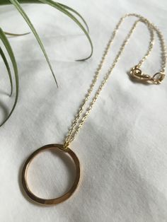 Infinity Necklace by HanawearJewelry on Etsy