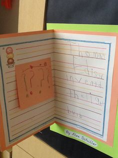 The Pre-Kindergarten students created these mystery descriptions about their favorite books.