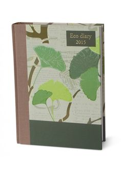 Find our stylish New Year 2015 Diary I.e. Eco Diary Design A from us keep update yourself in unique styles and to stay cool.
