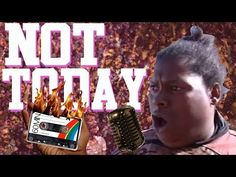 Not Today (The Building Is on Fire) ft. Michelle Dobyne - Songify This - YouTube. FUNNIEST THING I'VE SEEN IN YEARS!