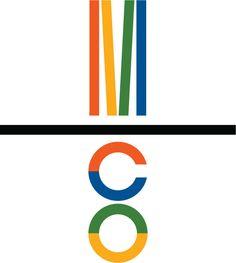 Mossberg & Company (1987) logo by Paul Rand. Pinned by Awake — http://designedbyawake.com #logo #branding #identity #design