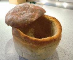 Brottassen für Suppe