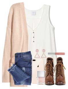 """""""Watching """"Frozen"""""""" by cassieq6929 on Polyvore featuring H&M, Essie and Forever 21"""