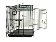 Pet Tek DPK86006 Dream Crate Professional Series 600 Dog Crate, 48 by 30 by 33-Inch, Black -- You can find out more details at the link of the image. (This is an affiliate link) #PetDogs