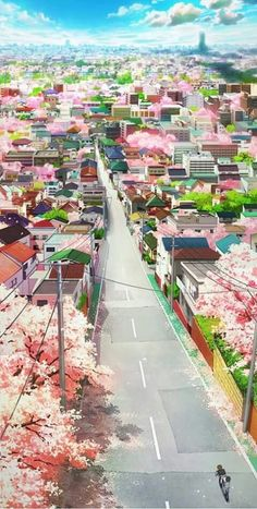 The little town from your lie in april where everything happened