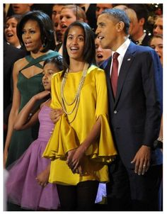 Young, Black and Fly: Malia Obama's Trendsetting Style