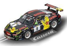 Carrera Digital 132 – Porsche GT3 RSR Haribo (30680) - Carrera Digital 132 - Porsche GT3 RSR Haribo (30680) Slotcar