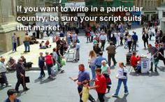 We're told time and again to write what we know (or more importantly, know what we write), but what if what we know isn't something anyone else wants to know?  http://www.writeforhollywood.com/Writing-for-Your-Market/