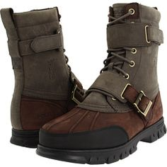WOW! These are reminiscent of Boba Fette's boots. Mamma like!