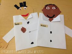 Creating Readers and Writers: My Little Einsteins--use this folder for What is Science and What is a Scientist unit - then use regular notebooks for interactive science notebooks