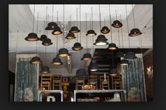 Bolhoed en Tophat lampjes