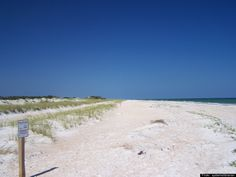 St. George Island State Park, Florida  ....been here on vacation - it was really beautiful