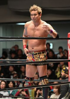 Japanese Wrestling, Japan Pro Wrestling, El Desperado, Kazuchika Okada, Kota Ibushi, Adam Cole, Kenny Omega, Dean Ambrose, Professional Wrestling