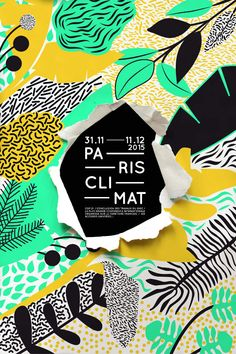 Cool #graphicdesign #poster and #artdirection by In The Pool