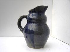 French Pierrefonds Glazed Pottery Pitcher Circa 1910-1920 Art Nouveau by PIERREFONDS on Etsy https://www.etsy.com/listing/171347769/french-pierrefonds-glazed-pottery