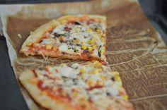 Špaldová pizza verzus Rýchla pizza
