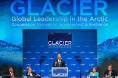 At the #GLACIER Conference in Alaska last week, President Obama addressed foreign ministers on the need to #ActOnClimate and the #Arctic.