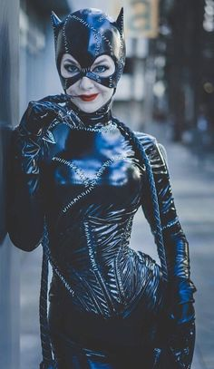 Catwoman by Amy Nicole Cosplay