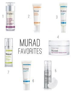 Best Murad skincare products