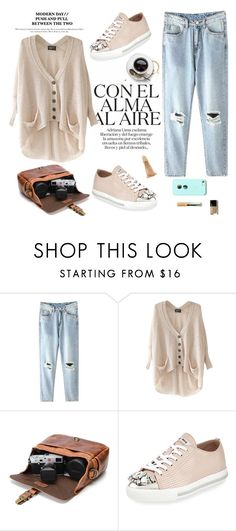 """Casual"" by tamo-kipshidze on Polyvore featuring Chicnova Fashion, Miu Miu, women's clothing, women's fashion, women, female, woman, misses and juniors"