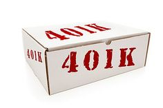 White Box with 401K on Sides Isolated by SalFalko, via Flickr