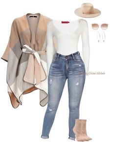 I'm loving more fits with cute jeans lately! Source by Outfits chic Mode Outfits, Fall Outfits, Fashion Outfits, Womens Fashion, Fashion Ideas, Classy Outfits, Stylish Outfits, Beautiful Outfits, Look Fashion