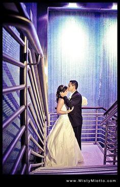Our Waterfall | Heaven Event Center in Orlando, FL #weddingvenue #weddings #orlandowedding