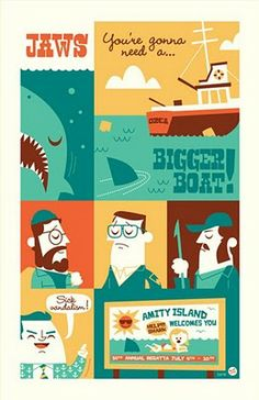 Montygog's Art-O-Rama!: This was no boating accident...