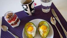 Fancy Morgenmad: Nem og Sund Bagt Avocado med Æg