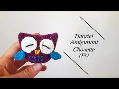 Apprenez à faire de super beaux porte-clefs de hiboux, au crochet avec un tutoriel vidéo! - Bricolages - Trucs et Bricolages