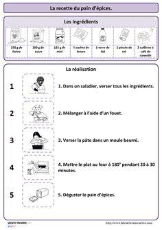 PAIN D'EPICES : plusieurs affiches et des documents pédagogiques pour l'exploiter en maternelle (PS MS et GS) et au cycle 2 (CP et CE1)