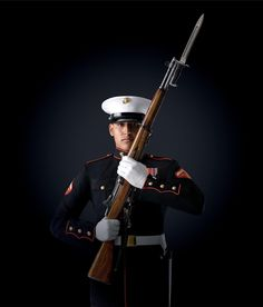 The few, the proud, the Marine