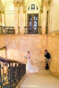 providence public library wedding | ... www.stylemepretty.com/2014/05/29/providence-public-library-wedding
