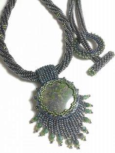 One of the Stash Ladies' necklaces.
