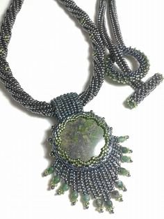 One of the Stash Ladies' necklaces.
