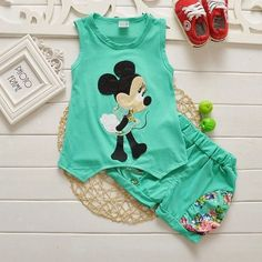 Minnie Girl Set