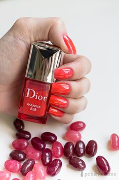 Dior 558 Paradise. Vasyukova Anastasia @polishboxme