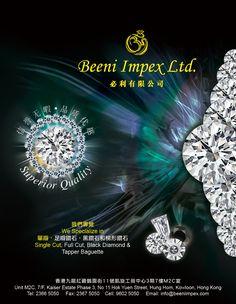 Beeni Impex Ltd Booth: 1DD30 Country: HK #jewelry #jewellery #finejewelry #jewelryart #jewelryshow #diamond #gemstones #hkjewelry #jewelryhk #jewelryoftheday #fashion #trend #vibes #goodvibes #wearable #stylish #inspiration #art #artistic #crafts #craftsmanship #design #jewelrydesign