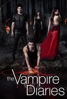Poster van The Vampire Diaries
