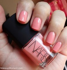 NARS nail polish in 'Trouville' Opi, Essie, Nars Nail Polish, Chanel Jewelry, Mani Pedi, Swag Nails, Nail Colors, Sephora, Hair Beauty