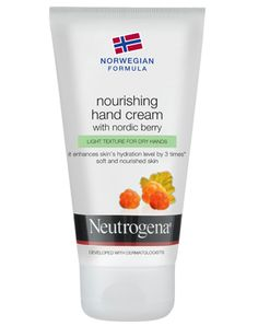 Norwegian Formula Nourishing Hand Cream with Nordic Berry | NEUTROGENA®